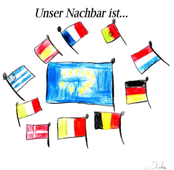 Mein Nachbar ist... - Leben in einem multikulturellen Europa